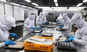 Labor shortage burdens factory restart