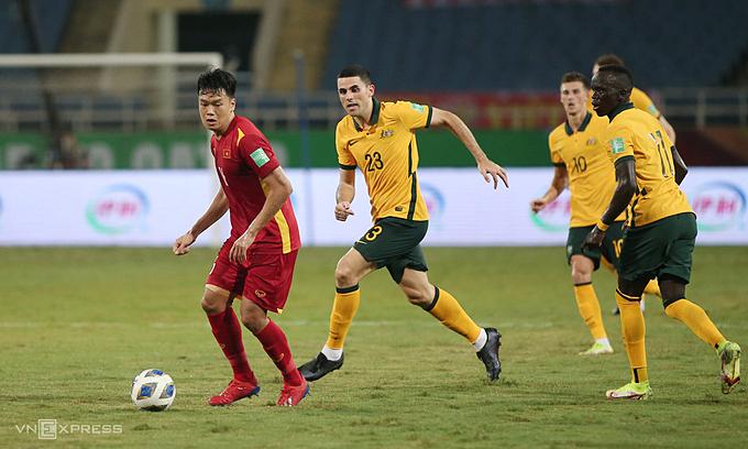 Key defenders injured after Australia clash