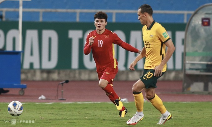 Vietnam see World Cup chance fade after double loss