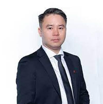New chairman of VietABank Phuong Thanh Long. Photo courtesy of VietABank