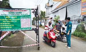 Dong Nai targets return to normalcy by mid-October