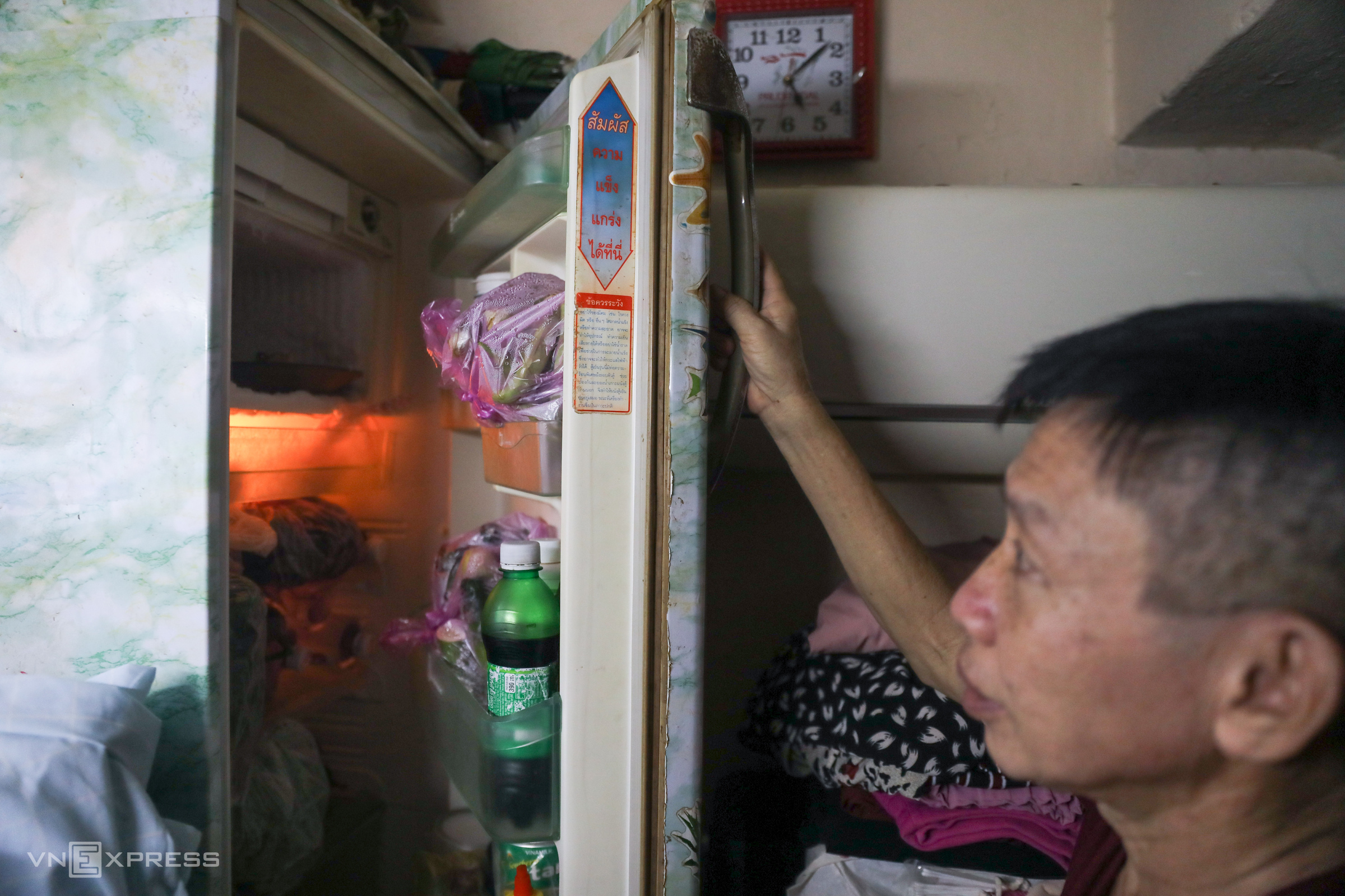 Couple spend decades under staircase in HCMC apartment