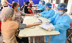 Vietnam confirms 11,168 new Covid-19 cases
