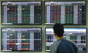 VN-Index starts off week in red
