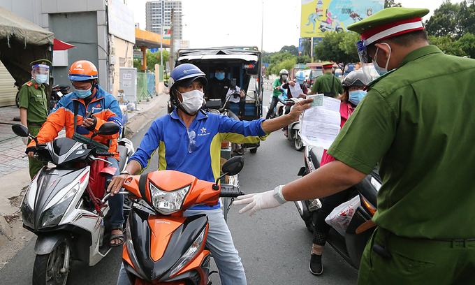 Conditional easing of restrictions key as Vietnam 'lives with Covid-19'
