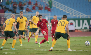 V. League club proposes to host Vietnam's World Cup qualifiers games