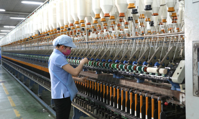 Covid causes first monthly loss for garment giant Thanh Cong