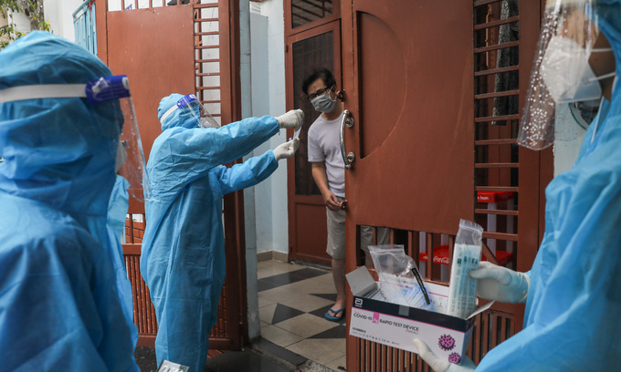 Vietnam records 11,506 new Covid-19 cases