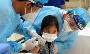 Cambodia starts coronavirus vaccinations for young children