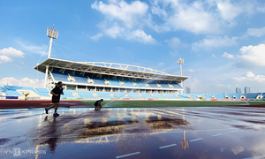 Pitch conditions not the only problem with national stadium