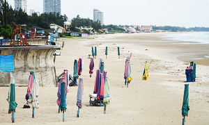 Vung Tau proposes November reopening of beaches