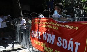 Vietnam confirms 11,687 new Covid-19 cases
