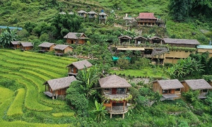 Northern highland resorts offer luxury in ethnic minority backyards