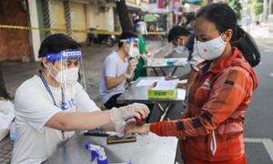 Vietnam confirms 11,525 new Covid-19 cases