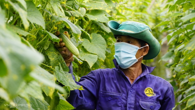 Vietnam allows fully vaccinated people to produce, deliver agricultural goods