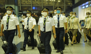 Bamboo Airways conducts first direct Vietnam-US flight