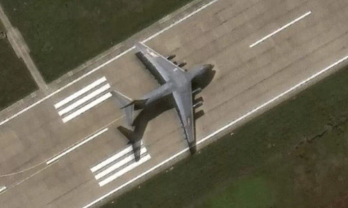 Vietnam slams illegal aircraft landings on Spratly Islands