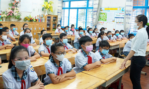 HCMC district plans to reopen schools next month