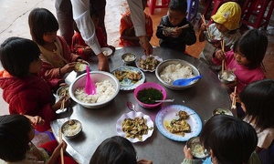 Schools lose student meals as communes no longer tagged 'extremely poor'