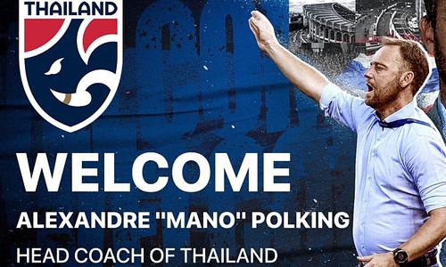 Former V. League coach to lead Thai national football team