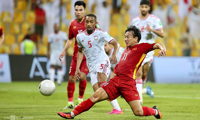 Key Vietnam players to miss upcoming World Cup qualifier games