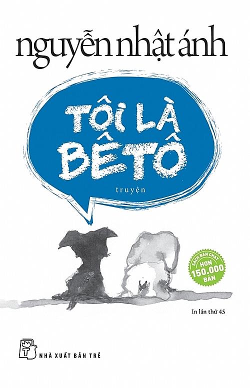Toi La Beto cover. Photo courtesy of Tre publishing house
