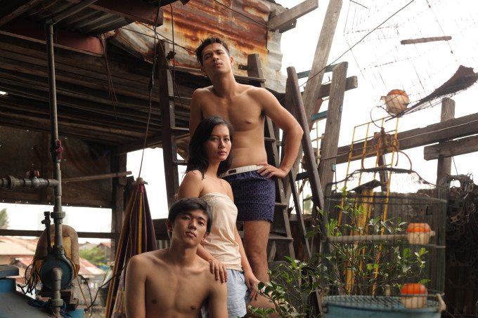 A still from Cha Va Con Va... (Big Father, Small Father and Other Stories...), directed by Phan Dang Di. Photo courtesy of the movie