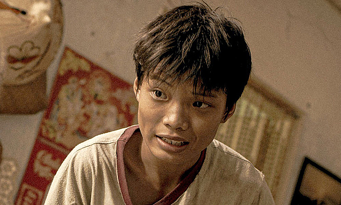 A still from Rom by Tran Thanh Huy. Photo courtesy of the movie