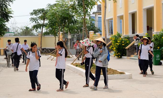 HCMC may reopen first school next week