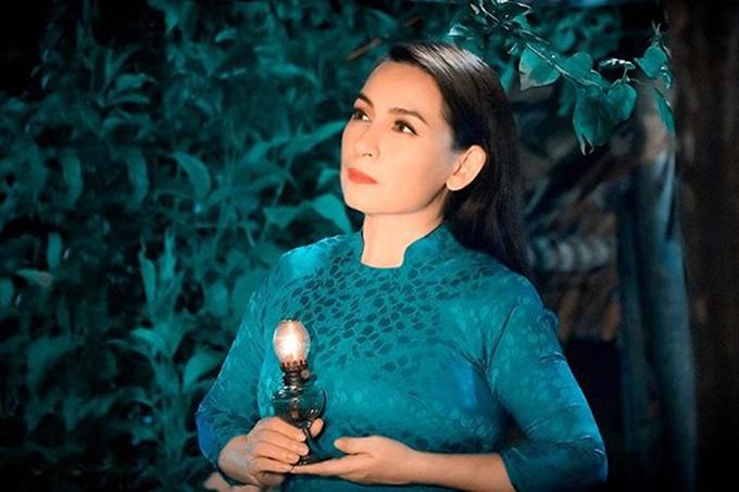 Singer Phi Nhung. Photo courtesy of the singer