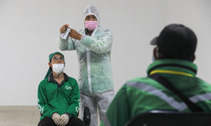 No regular testing for fully vaccinated workers