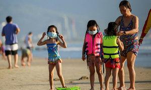 End of social distancing lends vibrancy to Da Nang