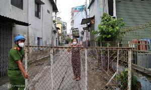 Saigonese eagerly await return to normal life