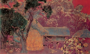 Hong Kong auction house accused of selling fake Vietnamese painting