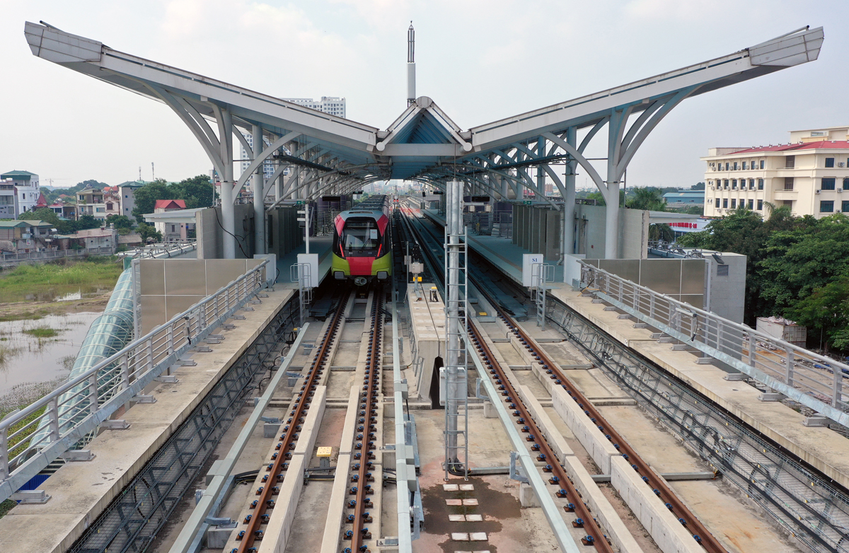 Hanoi's second metro line yet to see daylight after decade