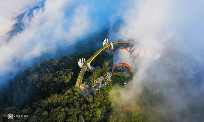 Golden Bridge nominated for World Travel Awards