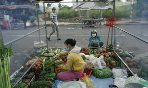 Life slowly returns to normal in Mekong Delta province