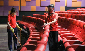 Film studios face challenges amid pandemic