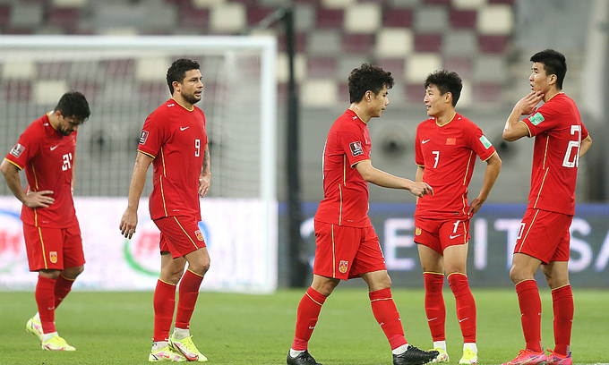 Victory against Vietnam more important than performance: former China captain