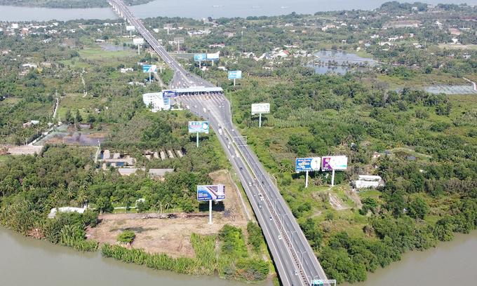 Japanese ODA sought to expand HCMC - Dong Nai expressway