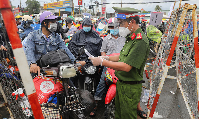 HCMC industrial workforce shrinks by half after Covid lockdown goes