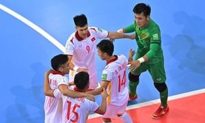 Vietnam scores best goal at Futsal World Cup 2021