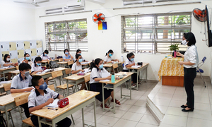 HCMC schools call for vaccinating children