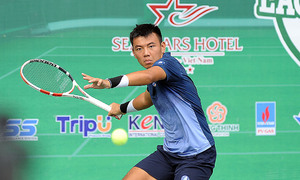 Vietnamese tennis ace seeded fifth in Egypt tournament