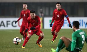 Vietnam U23 to play friendly with Tajikistan