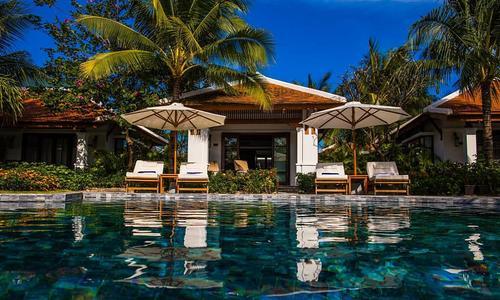 Six Vietnam resorts among Asia's 25 best: Condé Nast Traveler