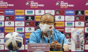 Vietnam well prepared for China World Cup qualifying clash: coach Park