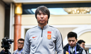 China coach sets his sights on victory against Vietnam