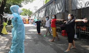 Vietnam records 4,147 more local Covid cases
