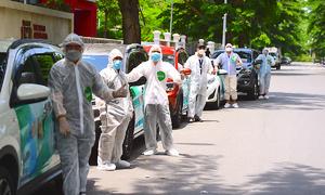 GrabCar resumes HCMC service